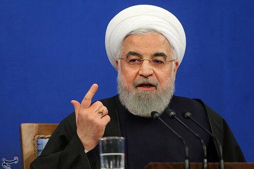 حسن روحانی: گرانی برخی کالاها از عوارض تحریم گسترده کشور است