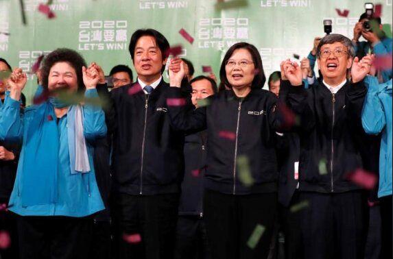 چین همچنان بر سر تصمیم خود درباره تایوان هست