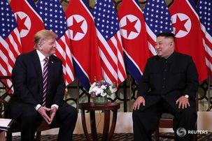 ترامپ خطاب به کیم جونگاون:جو بایدن خوابآلود و بسیار کند است اما سگ هار نیست
