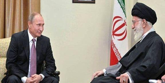 توجه ویژه پوتین به نامه و پیام اخیر رهبر انقلاب