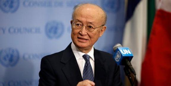 مدیر کل آژانس انرژی اتمی 5 روز پیش فوت کرده اما امروز رسانهای شد