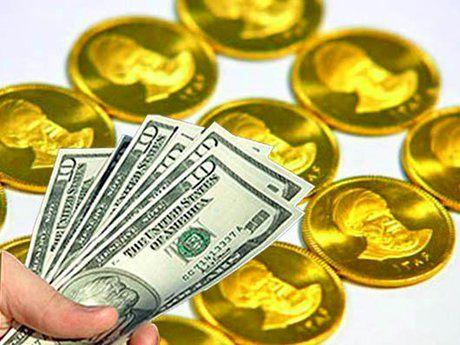 بازار طلا، سکه و ارز در سراشیبی
