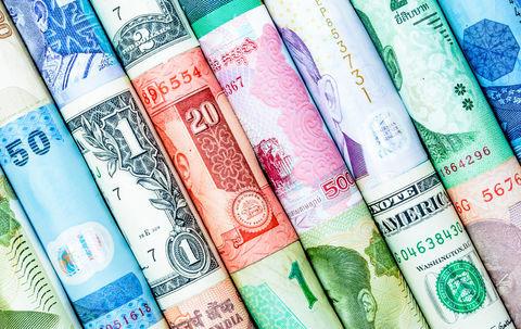 اعلام رسمی نرخ 47 ارز توسط بانک مرکزی / قیمت یورو افزایش یافت و پوند کاهش یافت