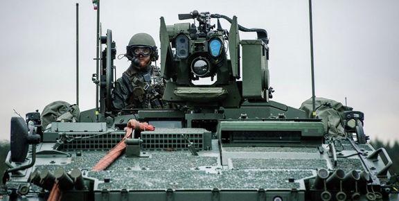 سوئد نیروهای نظامی خود را  تجهیز میکند