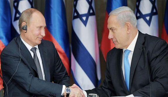 درخواست های نتانیاهو از پوتین در آسنتانه دیدار با رئیس جمهور سوریه