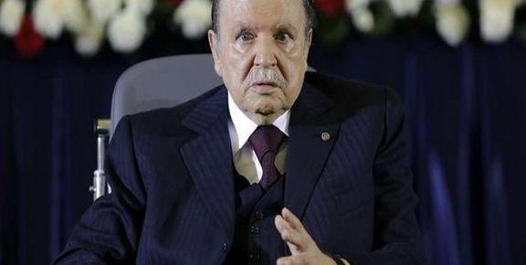 بوتفلیقه  نخستوزیر جدید  الجزایر را انتخاب کرد
