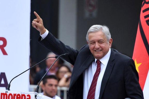 رئیس جمهور جدید مکزیک جت ریاست جمهوری را فروخت