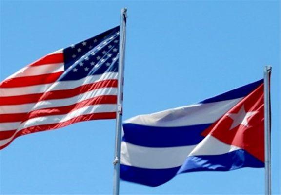 آمریکا به دنبال منشا حملات به دیپلمات هایش در سفارت کوبا است