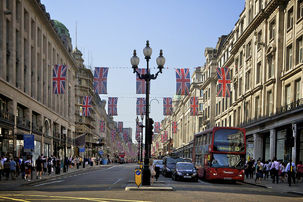 انگلیس شاهد رشد اقتصادی شد