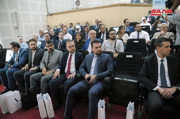 راه اندازی خدمات معاملات الکترونیکی بورس اوراق بهادار دمشق