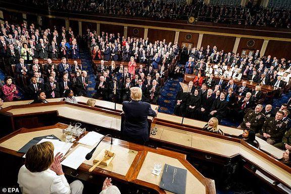 کره شمالی در سخنرانی سالانه ترامپ وجود نداشت