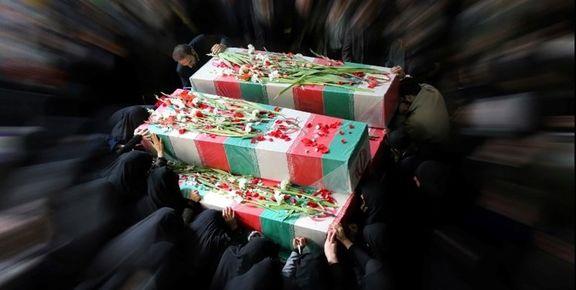 اسامی  شهدای حادثه تروریستی حمله به اتوبوس کارکنان سپاه اعلام شد