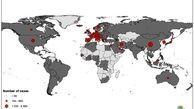 آمار ابتلا به کرونا در جهان به 678 هزار نفر رسید