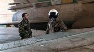 خلبان سوری توسط تروریستهای جبهه النصره اسیر شد