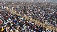 تظاهرات نیم میلیون نفری علیه نخست وزیر هند