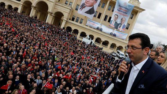انتخابات شهرداری استانبول لغو شد / انتخابات دوباره برگزار می شود / لیر ترکیه سقوط کرد