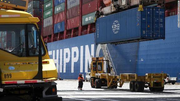 کاهش صادرات چین در نتیجه جنگ تجاری آمریکا و چین / سقوط بازارهای سهام در کشور چین