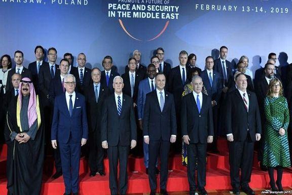 نشست «ورشو» با سخنرانی ضد ایرانی وزیر خارجه لهستان آغاز شد
