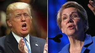ترامپ از  کاندیدای احتمالی دموکرات ها در خواست آزمایش ژنتیک کرد