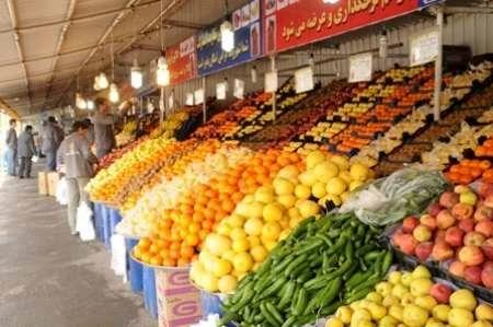 قیمت هر کیلو گلابی در میدان میوه و تره بار 18 هزار و 500 تومان