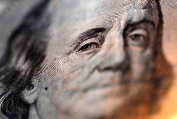 رشد اندک شاخص دلار در معاملات اولین روز هفته