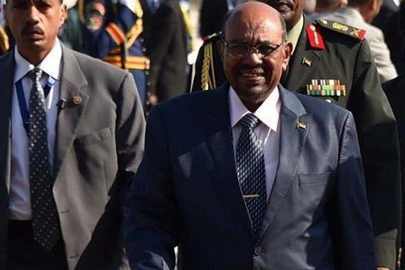 آیا خبر فرار رئیس جمهور سودان صحت دارد؟