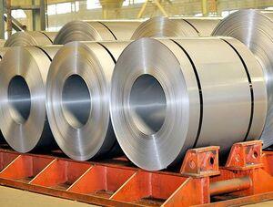 ۱۲۴ هزار تن ورق فولادی امروز در بورس کالا عرضه میشود