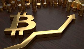 بازگشت بیتکوین به مسیر صعودی با 500 دلار افزایش قیمت/ نفت و طلا در سراشیبی