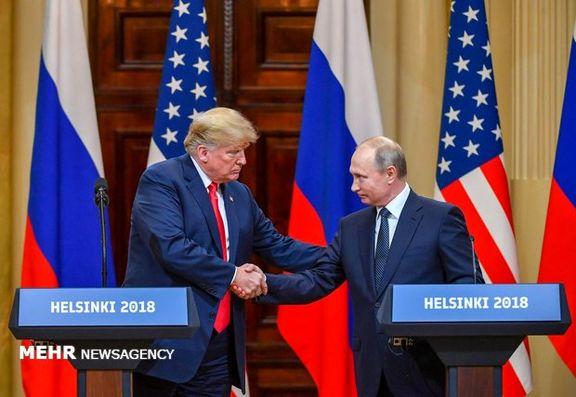 زمان دیدار احتمالی پوتین وترامپ اعلام شد
