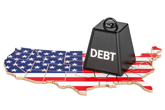 آمریکا با 26 تریلیون دلار بدهی مواجه شد
