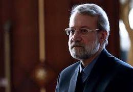 فیلم حضور علی لاریجانی در میان سیل زده های مازندران