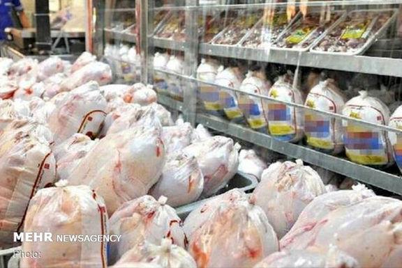 قیمت مرغ امروز چقدر است؟