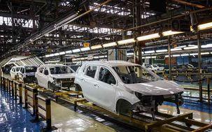 تولید خودرو در ماه خرداد 99 نسبت به سال 98 حدود 31 درصد افزایش یافت