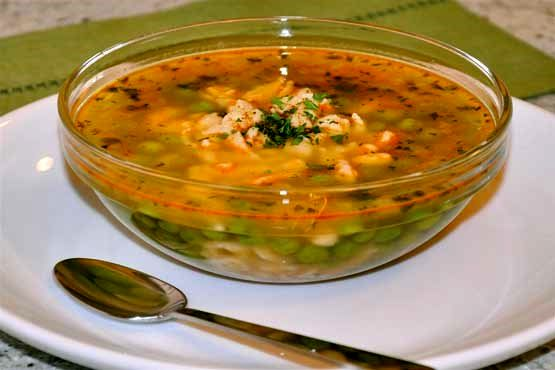 قیمت انواع سوپ نیمه آماده