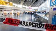 برخورد ۲ هواپیمای مسافربری در آلمان