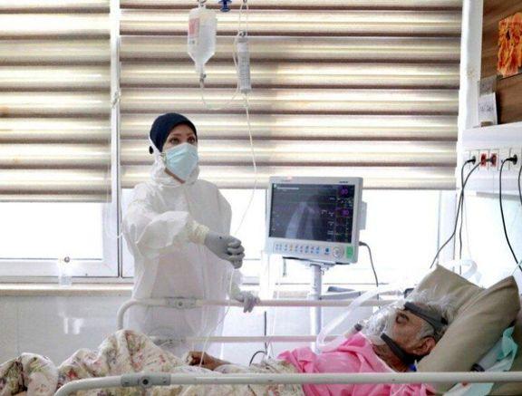 فوت ۶۴۳ نفر در شبانه روز گذشته بر اثر کرونا