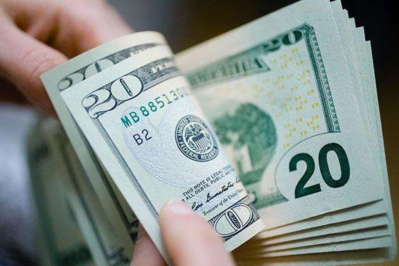افزایش 500 تومانی قیمت دلار در بازار