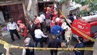 ریزش چاه در شمال غرب تهران جان دو کودک را گرفت