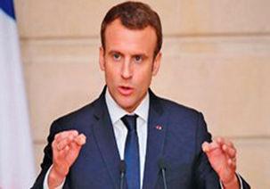 مکرون: در سوریه و عراق می مانیم