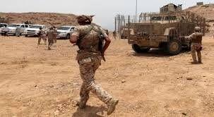 خروج نظامی های امارات از عدن
