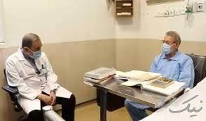 ولایتی: بیماری آقای لاریجانی رو به بهبودی است