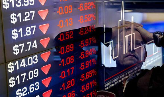 افت شدید بازارهای سهام آمریکا بعد از شهادت سردار سلیمانی