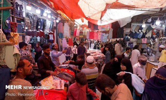 پاکستان با رکود و کاهش شدید رشد اقتصادی مواجه شد