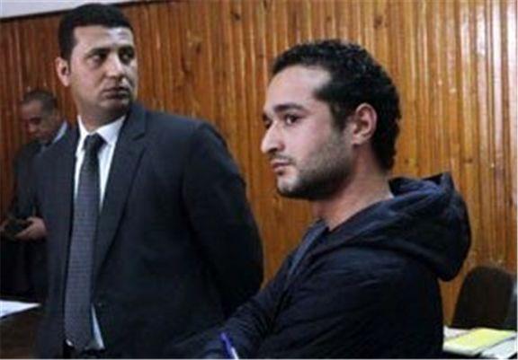 فعال مشهور مصری به پانزده سال حبس محکوم شد