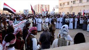 سعودی ها با قبایل یمنی درگیرشدند