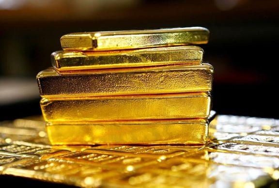 قیمت طلا به کمترین حد دو ماه اخیر رسید / هر اونس طلا به زیر 1800 دلار رسید
