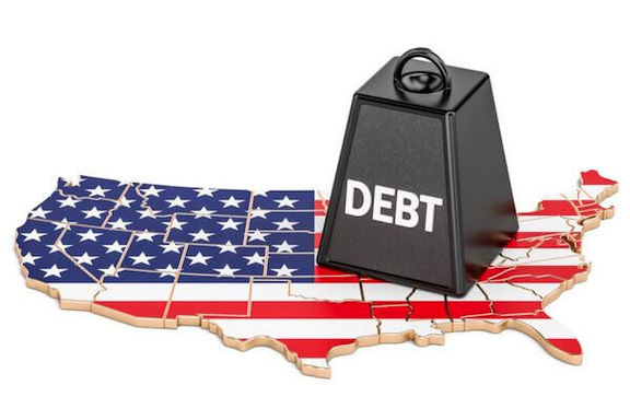 بدهی آمریکا به بیش از ۸۵ تریلیون دلار رسید