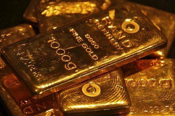 قیمت طلا رشد کرد / هر اونس 1686 دلار