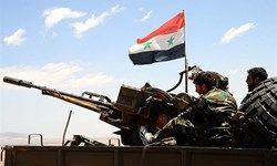 ارتش سوریه شهرک الجزیره را از چنگ تروریستها خارج کرد