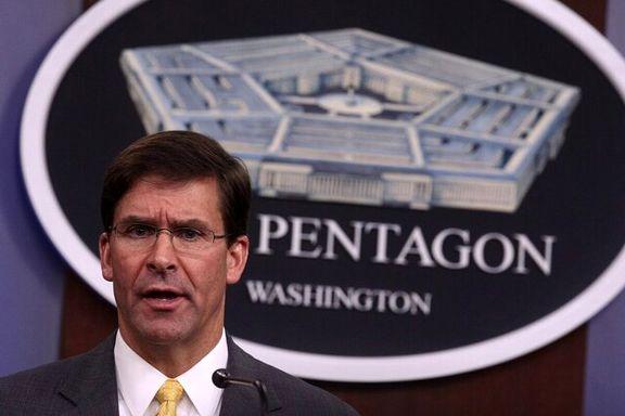 وزیر پنتاگون به بغداد سفر کرد
